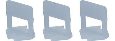 Raimondi LS250CLIP 250-Piece Tile Leveling System Clips