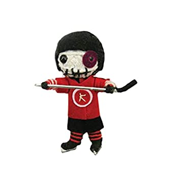 Amazon.com: kamibashi Chuck jugador de Hockey el Original ...
