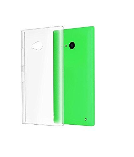 COVERNEW Back Cover Microsoft Lumia 535   Transparent
