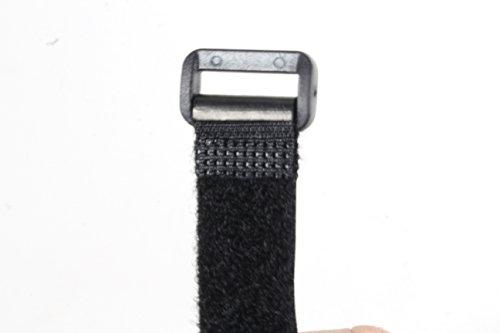 Gorilla LiPo Battery Straps - Rubberized - 5 Pack - 2cm x 20cm Wing