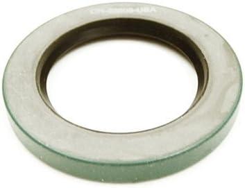 CR Seals Single Lip with Spring 3.9375 in Shaft CRWH1 Design 39275 Nitrile 0.4375 in Width 4.9990 in OD Nitrile Oil Seal SKF CRWH1