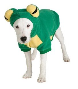 Rubies Costume Halloween Classics Collection Pet Costume, Large, Costume from Hoodie]()
