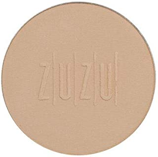 product image for Zuzu Luxe Dual Powder Foundation Refill D-17- Light to Medium Skin - 9 Grams