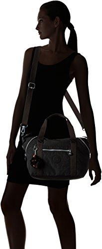 Kipling Art S - Bolso Mujer Negro (Black)