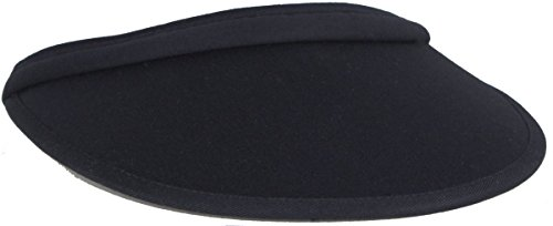 Kate Lord Women's Meredith Visor, Navy/navy, One Size (Hats Ahead)