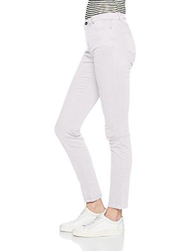 Blanco lilac 560 By Mujer Edc Esprit Para Pantalones FPqxXYA