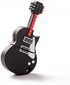 DISOK - Memoria USB Llavero Guitarra - Memorias USB Pendrive Originales Guitarra Música para Detalles, Regalos y Recuerdos de Bodas, Comuniones Invitados: Amazon.es: Juguetes y juegos