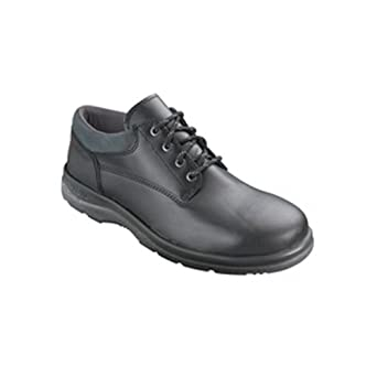 Wide Fit Lace-up Safety Shoe, S2, Size