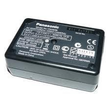 Panasonic VSK0698 - Cargador de batería para cámara de vídeo ...