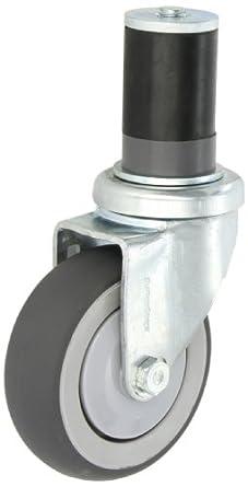 """Pastor institucional serie 4 """"de diámetro rodamientos de precisión TPR rueda rueda giratoria,"""