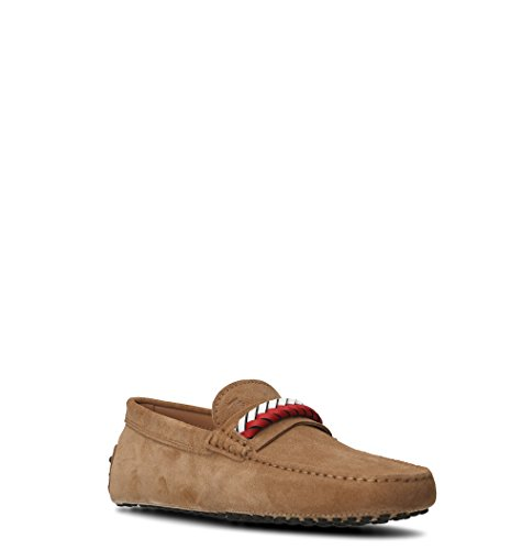 Tods Mocassins Homme Xxm0gw0w510re0c801 Marron Cuir