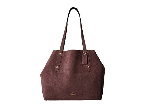 Coach Suede Tote Bags - 1
