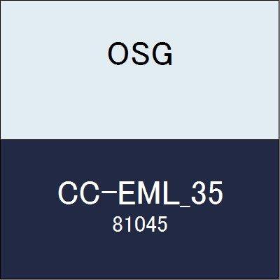 OSG エンドミル CC-EML_35 商品番号 81045  B07BBN3L61