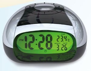 Talking Big Button Clock with Alarm and Temperature with Loud Voice by Active Products Plus
