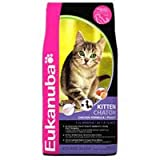 Eukanuba Kitten Chicken Formula – 8 lb, My Pet Supplies