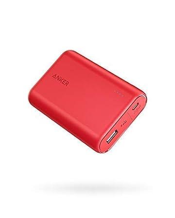 Bater/ías externas Blanco, Lector de Libros electr/ónicos, GPS, MP3//MP4, Tel/éfono m/óvil//Smartphone, Tablet, 10000 mAh, USB, 36 WH, 5 V Anker A1263021 bater/ía Externa Blanco 10000 mAh