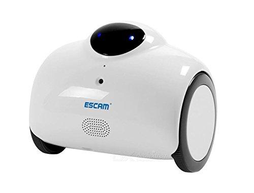 ESCAM QN02 Robot Inteligente 720P 1MP Wi-Fi Baby IP Camera