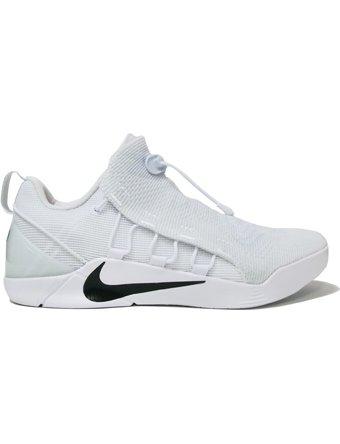 Nike Men's Kobe A.D. NXT, WHITE/BLACK, 7.5 M US