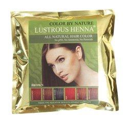 Lustrous Henna Brown - 100 Grams
