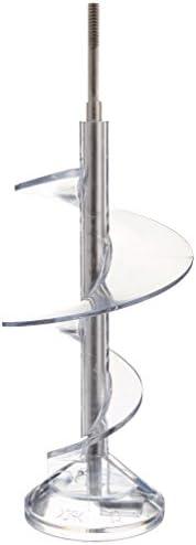 GE WR17X11263 Genuine OEM Ice Bucket Auger Assembly for GE Refrigerators
