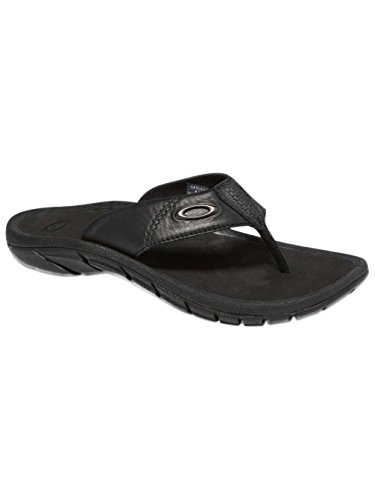 Oakley Flip Flops Supercoil Leather - Men Flip For Oakley Flops