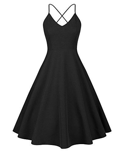 Eliacher-Womens-Deep-V-Neck-Adjustable-Spaghetti-Straps-Summer-Dress-Sleeveless-Sexy-Backless-Party-Dresses-Pocket