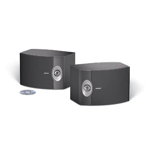 Bose 301-V Stereo Loudspeakers (Pair, Black) - 29309