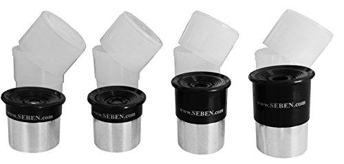 4x Okular Set SR4mm + H6mm + H12,5mm + H20mm 1,25