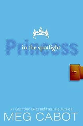 book cover of Princess in the Spotlight