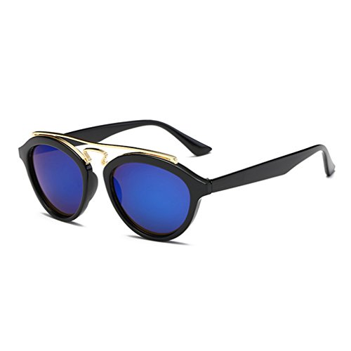G&T European Unique Style Personality Lady Colorful Lens Wayfarer - Finder Costa Store
