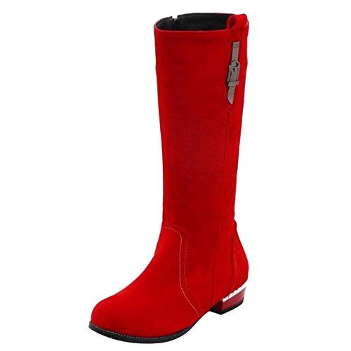 Botas para Invierno Red Mujer de RAZAMAZA w0qBgxfHH