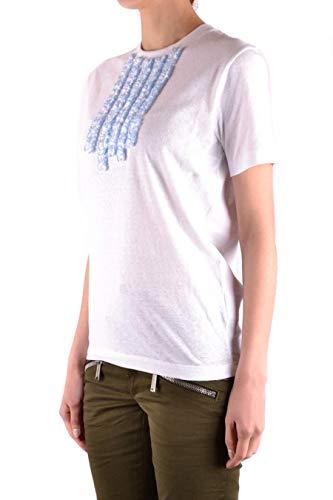 Coton Femme shirt Dsquared2 Blanc T S72gd0070s22507966 BWAYwZHn