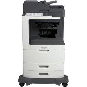 Lexmark MX810DFE - B/W Multifunction ( fax / copier / printer / scanner ) - 55 ppm- 24T7408