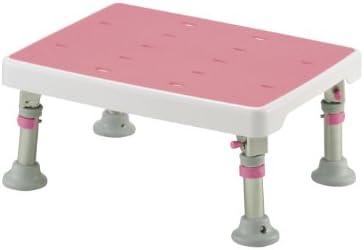 リッチェル 折りたたみ 浴そう台 パタピタくん すべり止め ピンク