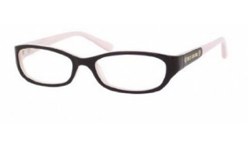Juicy Couture Eyeglasses Juicy 111 Espresso Ice Pink 50-16-130
