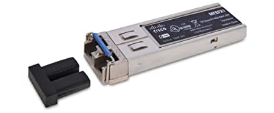 Cisco-Linksys MFEFX1 100 Base-FX Mini-GBIC SFP Transceiver