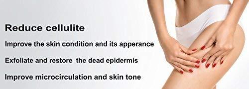 CELLULITE REPRESSER Creme exfoliante anti-cellulite Surface raffermissante lissante Hydrate rafraichit peau 200