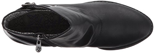 Black Blowfish Ankle Bootie Dyecut Lonestar Pu Women's Sill 61RqvWnrI1