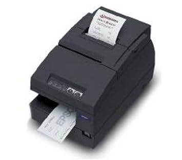 Epson TMH-6000-II térmica Impresora de recibos con conector ...