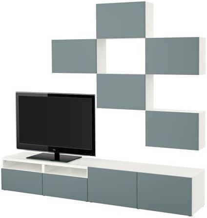 Ikea 14204.1114.1030 - Mueble de TV con Puertas y cajones ...