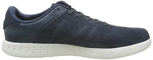 Skechers Mens On-the-go Glide-sharp, Navy, 12 M Us