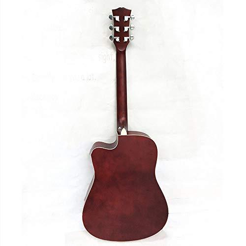 Ballads Sets Piano - 41 inch ballad guitar beginner guitar matte sunset color missing corner practicing piano