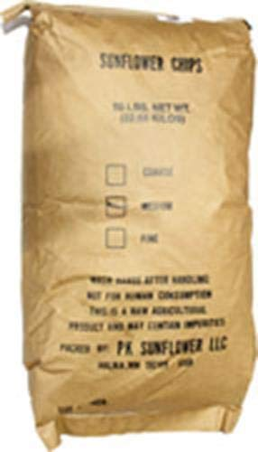 Shafer Seed Company 281720 Med Sunflower Chips (Avian Finch Bird Seed)
