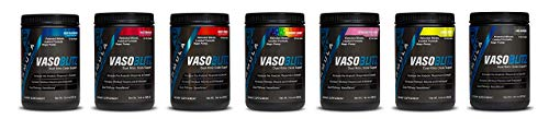 VASOBLITZ Award Winning Dual Nitric Oxide Pre Workout with NO3T Arginine Nitrate,L-Citrulline,Betaine Anhydrous,Calcium Lactate & Caffeine Free for Muscular Endurance(30 Serving, Fruit Punch)        by Build Fast Formula (Image #6)