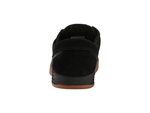 Supra Hammer Skate Schoenen Black Gum Size Heren Us 9