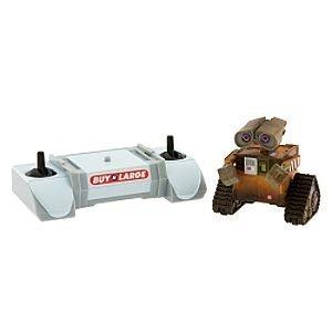 Disney WALL-E Mini Infrared Remote Control Figure by Disney Interactive Studios