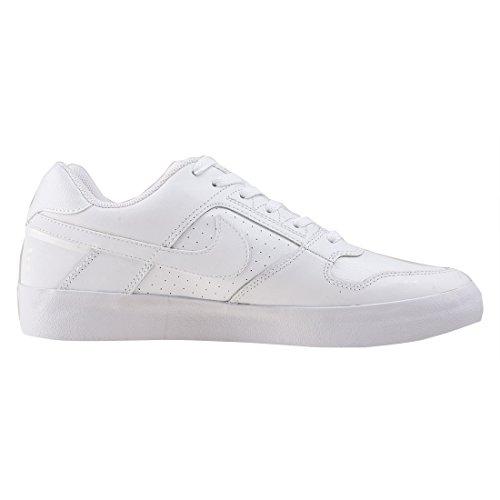 Delta Herren 112 Skateboardschuhe White Vulc NIKE Sb Weiß Force q6UZwPgw