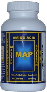 Master Pattern acides aminés (MAP)