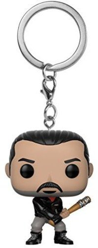 Funko Pop Keychain  The Walking Dead Negan Collectible Toy