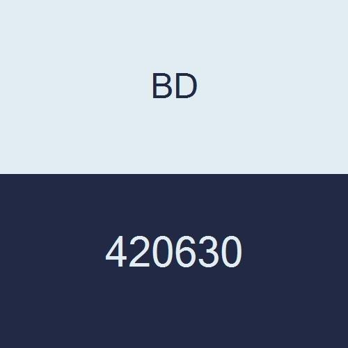 BD Medical Systems 420630 Test Tube Agglutination Viewer, Underside Magnifying Mirror, 5 Watt Bulb, 9'' x 5'' x 12'' Size